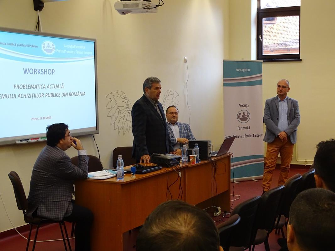 Problematică actuală a sistemului achiziţiilor publice în România