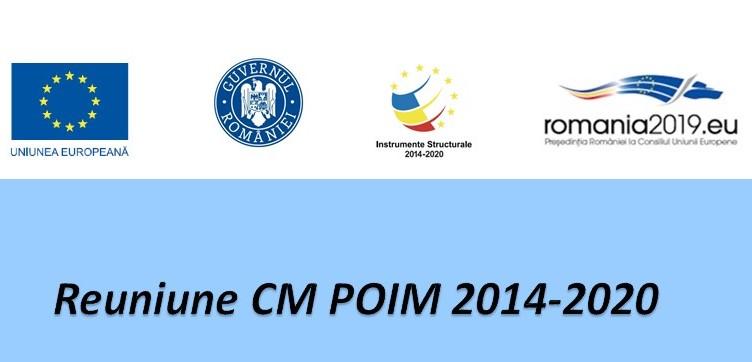 Stadiul implementării fizice şi financiare a POIM